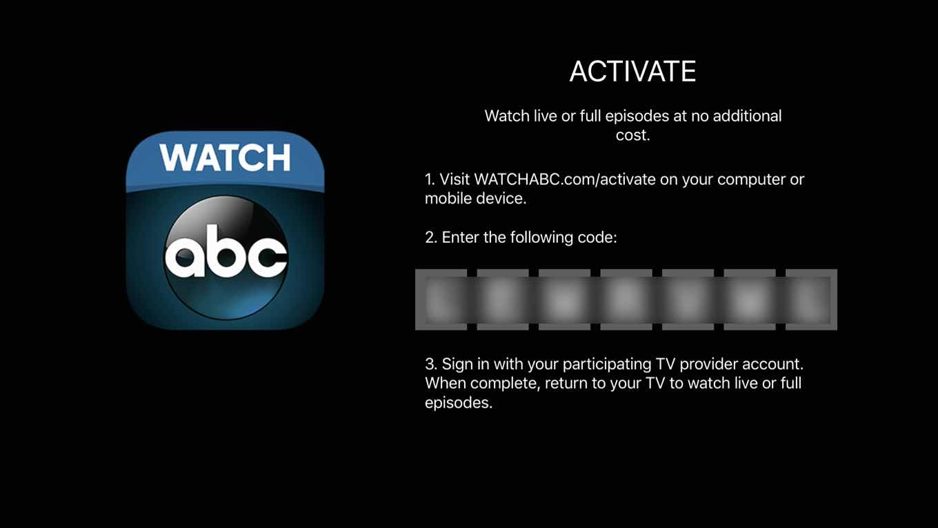 Apple TV Activation