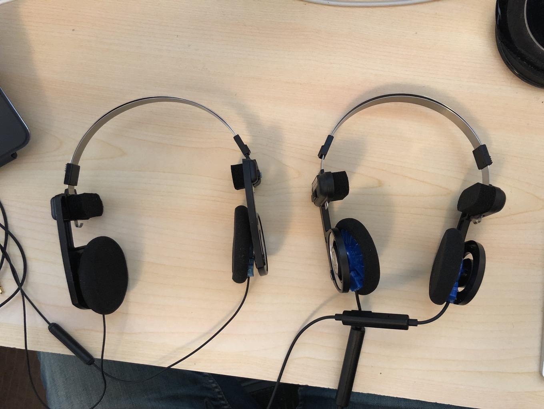 Koss Porta Pro vs. Koss Porta Pro Wireless