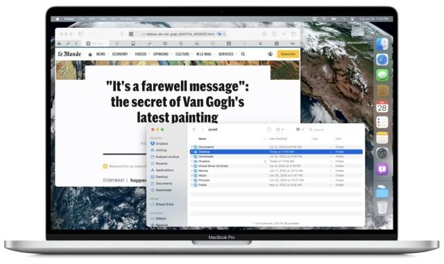 Mac os x big sur beta version