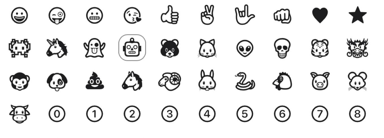 AirTags emoji