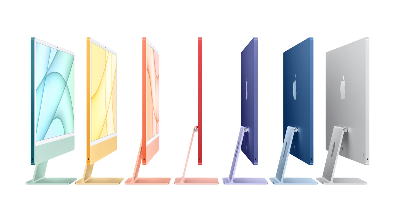 many iMacs