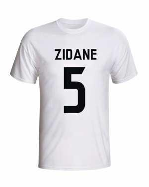 Zinedine Zidane Real Madrid Hero T-shirt (white)