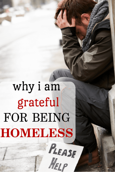 Once upon a time, I was homeless. Now, I am an advocate for those who still are. Being homeless was a life changing experience and one that I am extremely grateful for.