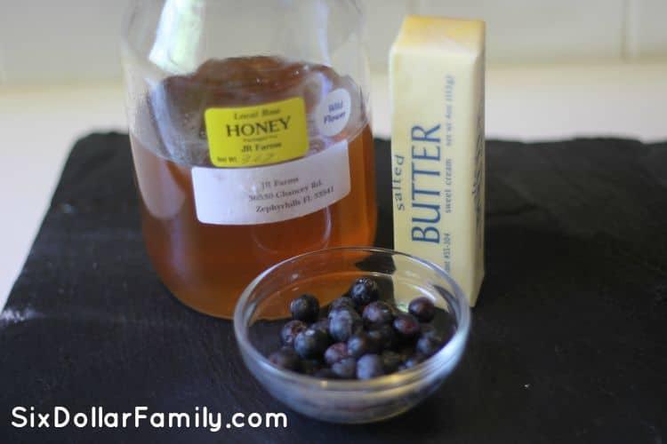 blueberry-butter