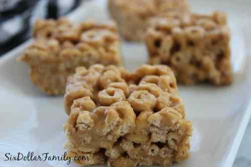 peanut-butter-cheerio-snack-bars-recipe