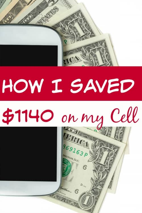 """Ever been tired of spending so much for your phone? I was! Spending over $1300 per year just wasn't high on my """"want to do"""" list so I did something about it! Worth it? Totally! I am saving $1140 per year!"""