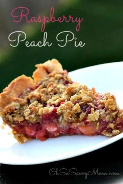 Raspberry-peach-pie-recipe
