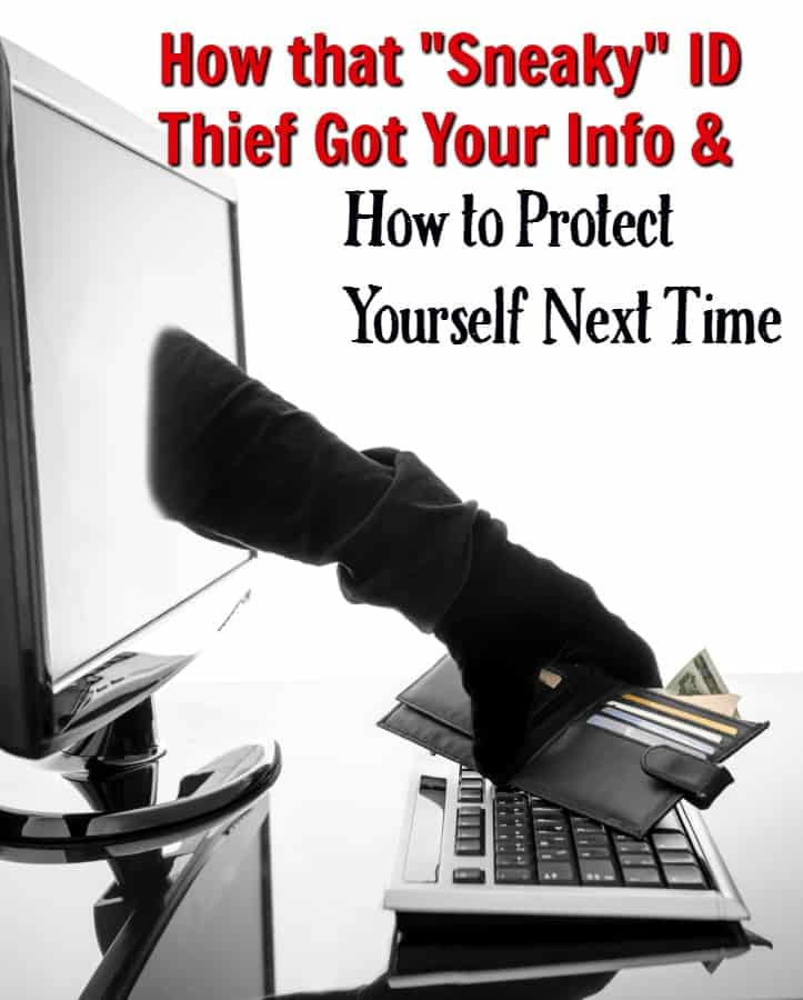 How to protect against identity theft - Think Identity Theft Can't happen to you? Think again! Here's how thieves get your info and identity protection tips you can do to keep it from happening!