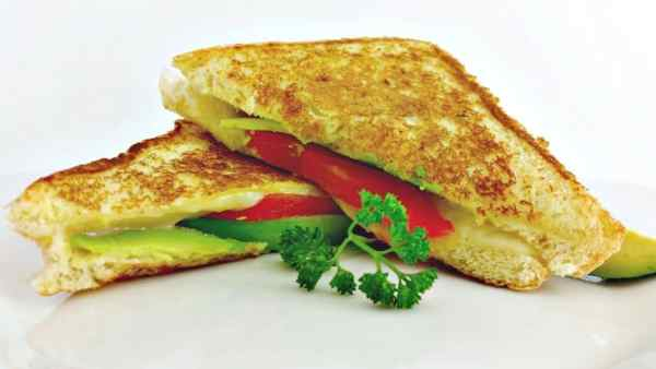 Grown Up Grilled Cheese Recipe