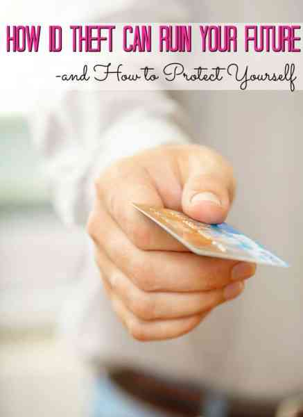 Worried about identity theft? You should be! Let me show you how identity theft can ruin you financially and how to protect yourself with these identity theft protection tips!