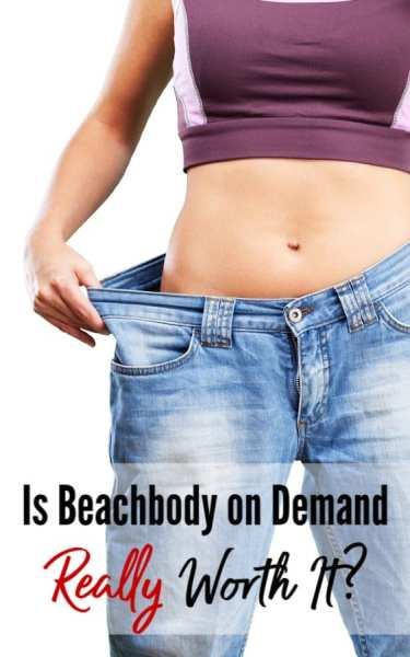 Beachbody on Demand Review - Have you been considering Beachbody on Demand to help with your weight loss? I signed up and did the work for you! Check out my Beachbody on Demand review, see my results and decide if Beachbody is worth it for you with one simple click!