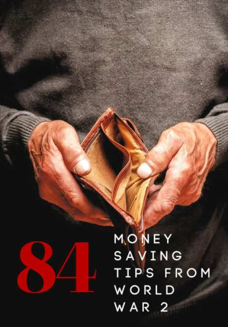 The WW2 generation was one of the strongest we've ever seen and we can learn a lot from them. These World War 2 money saving tips are perfect for anyone on shaky financial ground or just trying to save a bit more money.