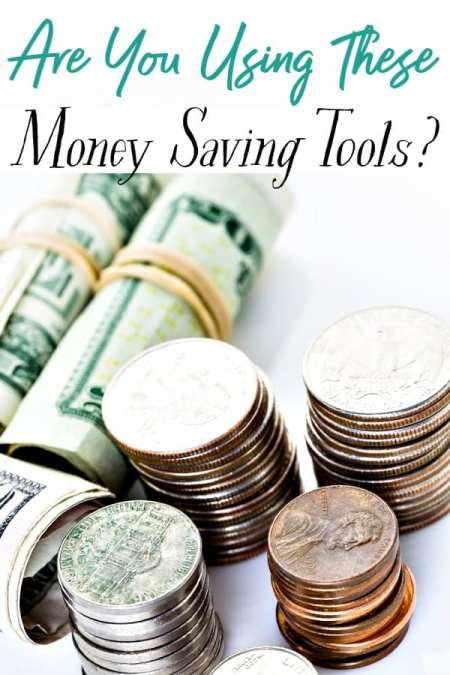 Trying to save money? The tools you use matter! These money saving tools are my absolute favorite! They have helped me save (and make) money for years! I'm certain they'll do the same for you too!