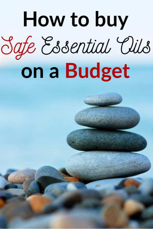 Buying essential oils can be complicated. They're either too expensive or not safe quality. I found the best ways to buy safe essential oils on a budget so you can do it too!