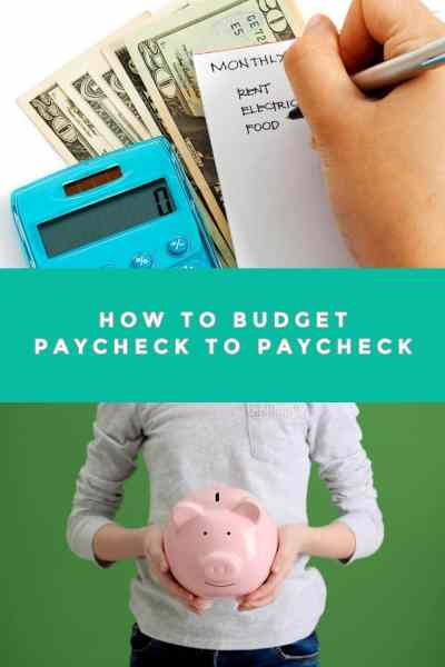 Sticking to a weekly or monthly budget does not always work for everyone. For those people, learning how to budget paycheck to paycheck can often be the answer.