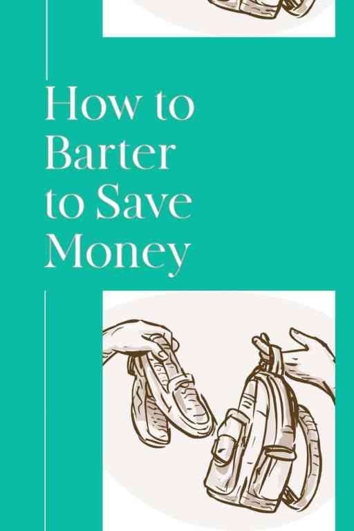 Learning how to barter is a fantastic way to save money. It lets you trade goods or services for whatever you need. Use these tips to learn how to barter without getting ripped off!