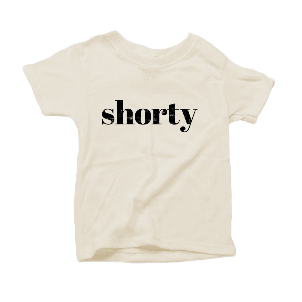 Shorty Organic Tshirt
