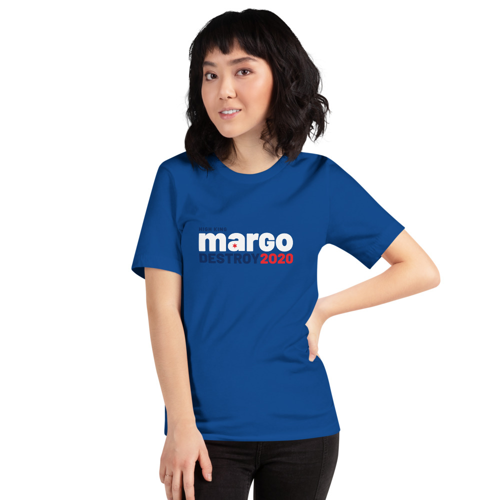 Margo the destroyer 2020
