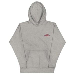 te amo premium hoodie