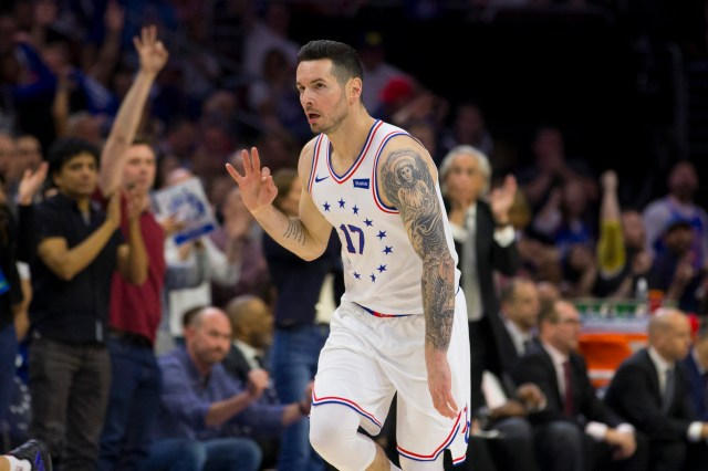 JJ Redick comments on Sixers' struggles, why he left in the offseason