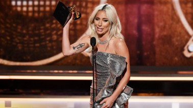 Lady Gaga wins at the 2019 Grammys [RecordingAcademy]