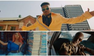 Korede Bello ft. Fresh Prince & Miya B – Joko (Official Video)