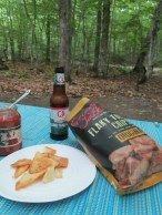 Dinner - from our Vermont travels.
