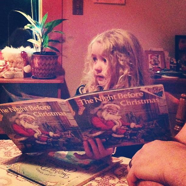 Reading mamas very old copy