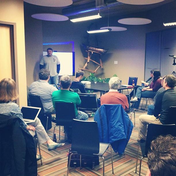 WordPress Maine meetup!