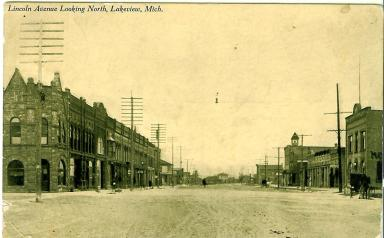 lincoln-ave-looking-north-lakeview-mi-001