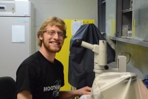 Jon Nemati - Summer Student at Six Legged Aggie