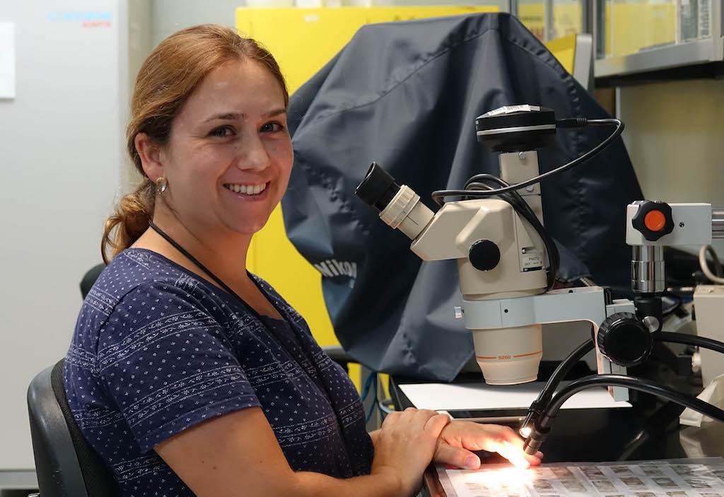 Dr. Francine Soares – Ext. Demonstration Technician