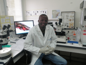 Dr. Samuel Vezenegho
