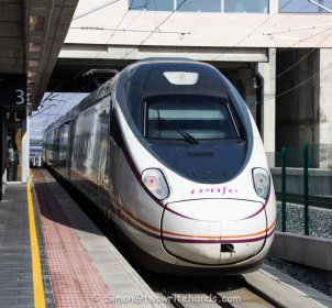 RENFE High-speed Train