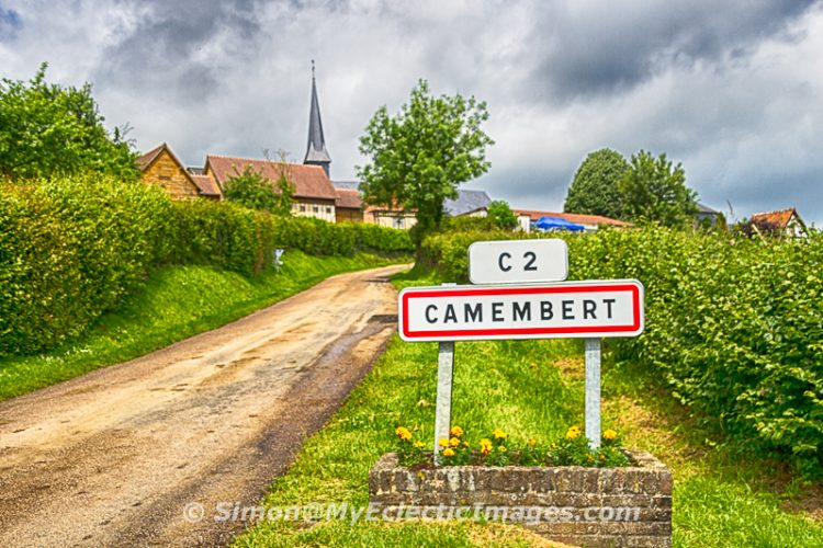 Village of Camembert