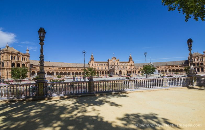 Plaza de España - Site of the 1929 Ibero-American Exhibition (©simon@myeclecticimages.com)