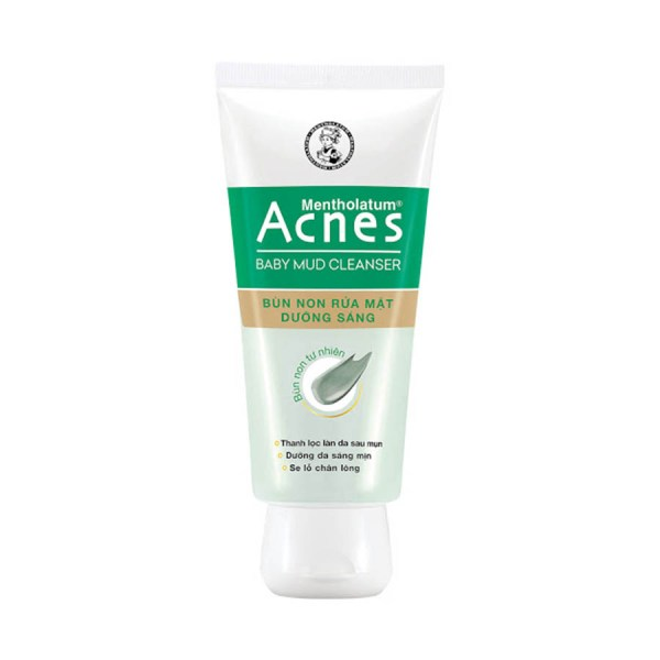 Acnes Baby Mud Cleanser from Vietnam100g