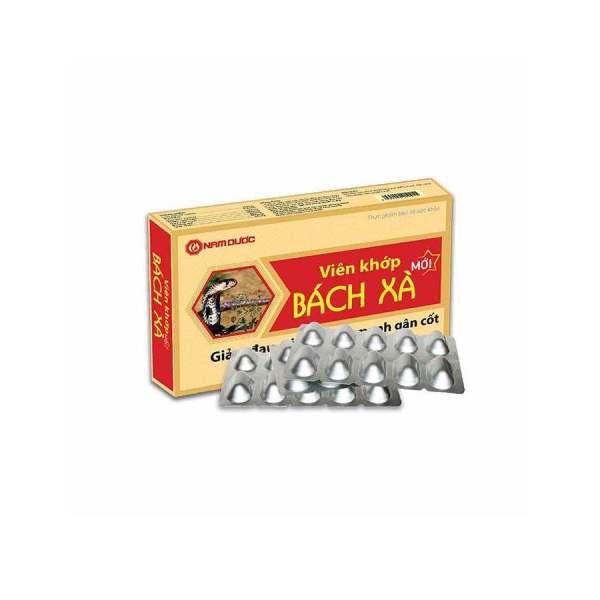 Bach Xa capsules Vietnam 30 capsules