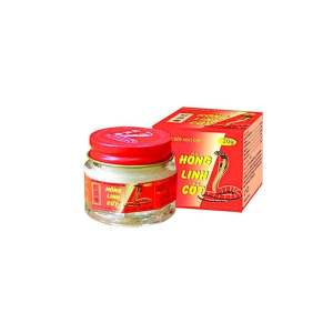 Hong Linh Cot balm from Vietnam