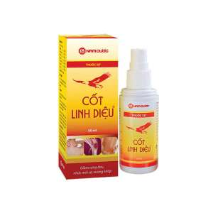 Cot Linh Dieu Joint Spray from Vietnam