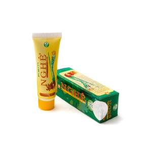 Thorakao Turmeric Cream Anti Acne - 10g from Vietnam