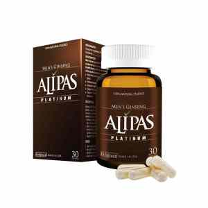 Alipas platinum 30 Capsules for Men