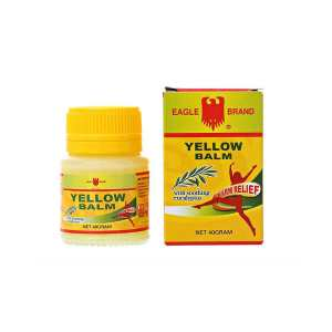 Eagle Brand Yellow Massage Balm 40g