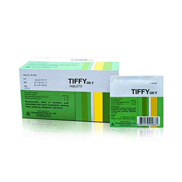Tiffy dey 1 box buy online