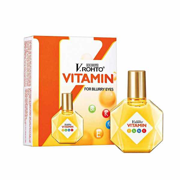 V Rohto Vitamin Eye drops