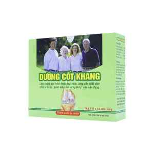 Duong Cot Khang Osteoarthritis treatments