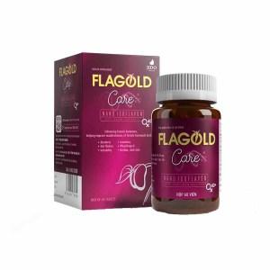 FlaGold Care Nano Isoflavon 60 capsules