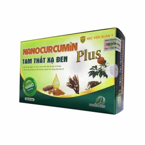 Nano Curcumin Plus Tam That Xa Den Vietnam