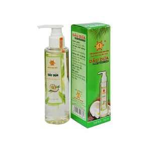 Natural coconut oil Dau dua Xuan Nguyen 145 ml