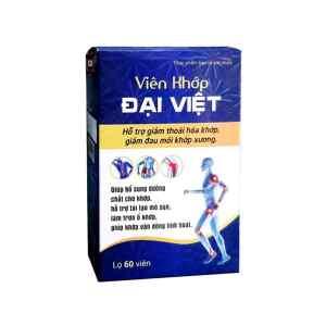 Vien Khop Dai Viet 60 tablets
